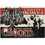 Atlas Games ATG01354 - Gloom: Unhappy Homes, Gioco di carte, 2° edizione [lingua inglese]
