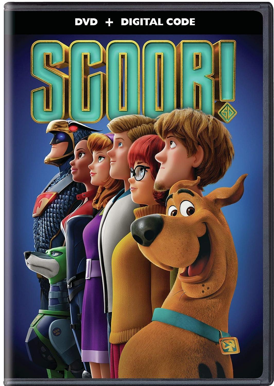 SCOOB!-(DVD)
