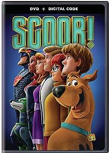 SCOOB! (DVD + Digital Code)