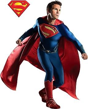 Rubies Disfraz Co. Inc niños Superman Grand Heritage disfraz ...