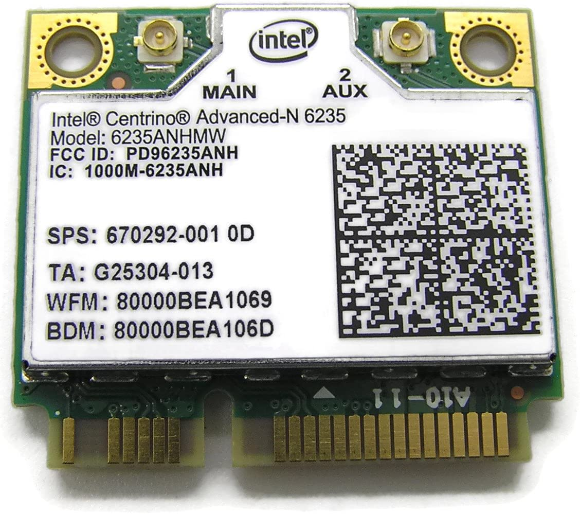 USB 2.0 Wireless WiFi Lan Card for HP-Compaq Pavilion P6020ch
