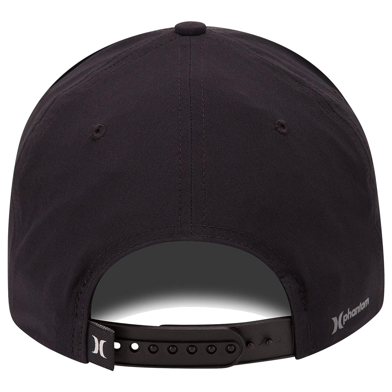 best sneakers 77178 2604d Hurley Hats Phantom Corp Snapback Cap - Black One Size  Amazon.co.uk   Clothing