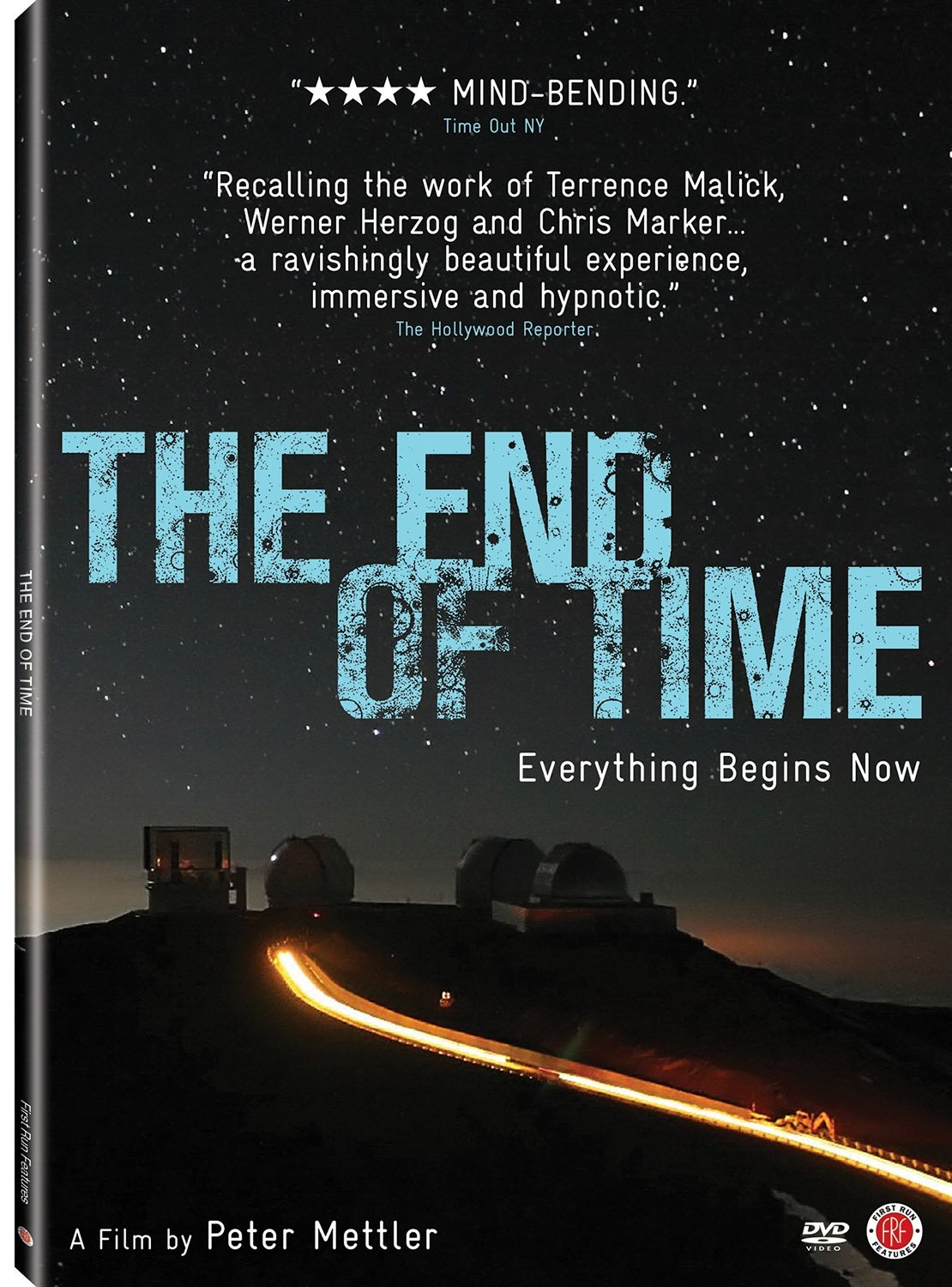DVD : Andrew Kemp - The End Of Time (Ecopak - Biodegradable PKG)
