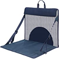 INNO STAGE Stadium Seats for Bleachers with Back Support, Portable Beach Boat Chairs with Cushion for Camp Outdoor…