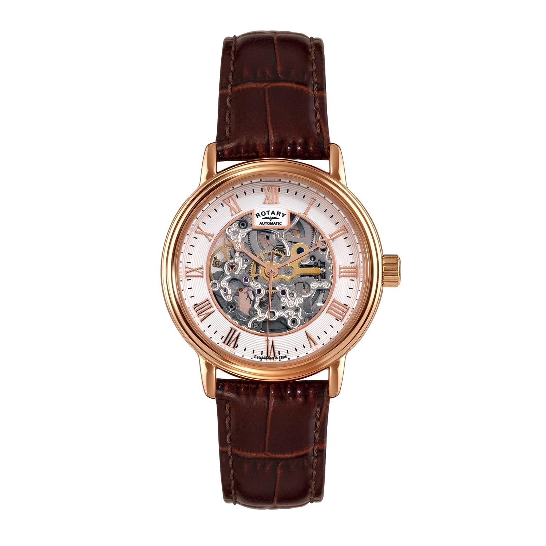 Rotary Herren - Armbanduhr Analog Automatik GS00310-01