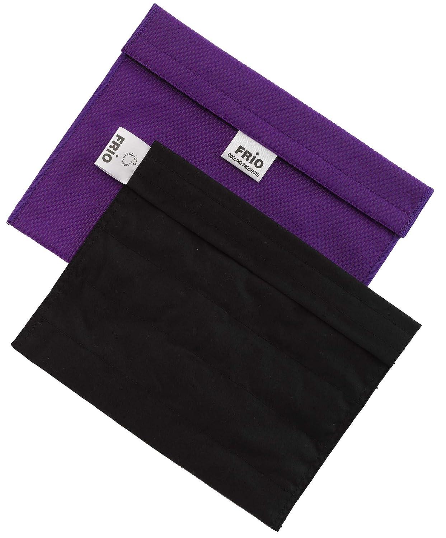 Bolsa isot/érmica para mantener insulina Frio 14 x 19 cm color rojo