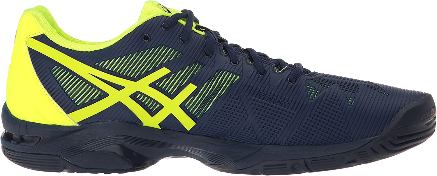 Asics Mens Gel-solution Speed 3 Tennis Shoe