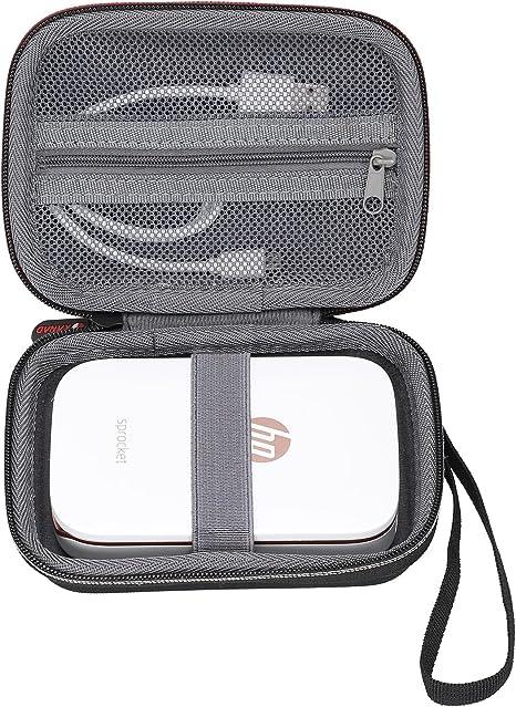 XANAD Estuche Rígido para HP Sprocket/HP Sprocket 200 Impresora Fotográfica: Amazon.es: Electrónica
