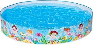 Intex Snorkel Buddies Snapset Pool, 60 X 10