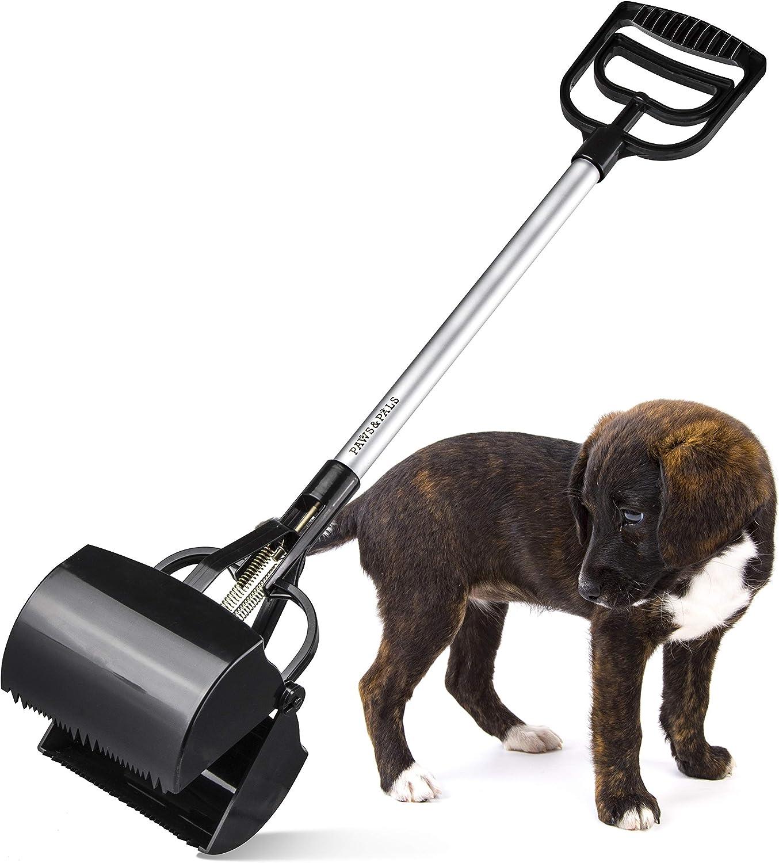 Black General Packaging Poo Bags Dog Waste Pickup Pooper Poop Scoop Grabber Picker Scooper Biodegradabl