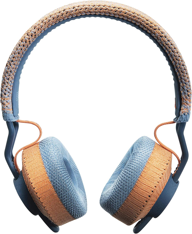 Médico Organo Tradicional  Amazon.com: adidas RPT-01 On-Ear Wireless Bluetooth Sport Headphones - New,  Signal Coral: Electronics