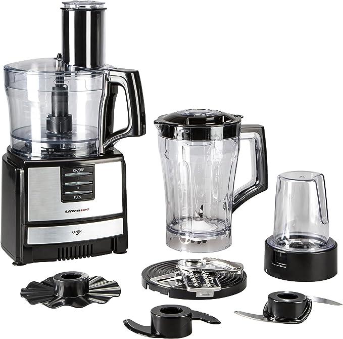 Ultratec 331400000230 Robot de cocina KM600 con múltiples ...