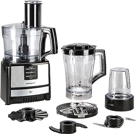Ultratec 331400000230 Robot de cocina KM600 con múltiples accesorios / 600 vatios, W: Amazon.es: Hogar