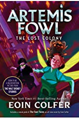 Lost Colony, The (Artemis Fowl, Book 5) Kindle Edition