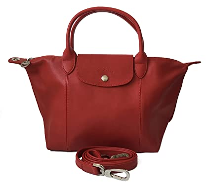 Sac porté main 1512737 Rouge Longchamp: