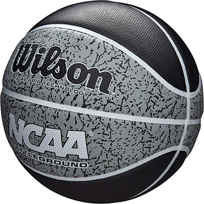 Pallone da basket NCAA Battleground Wilson WTB2501XB07