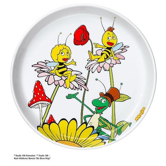 WMF La abeja Maya - Vajilla para niños 6 piezas, incluye plato ...