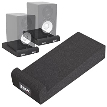 LyxPro MNS-4 Studio Monitor Acoustic Isolation Pads - Pair