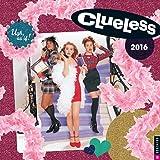 Clueless 2016 Wall Calendar
