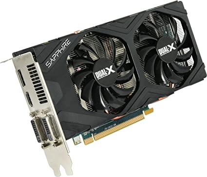 Sapphire Radeon HD 7850 OC 2GB DDR5 HDMI/DVI-I/DVI-D/DP PCI-Express Graphics Card (11200-14-20G)