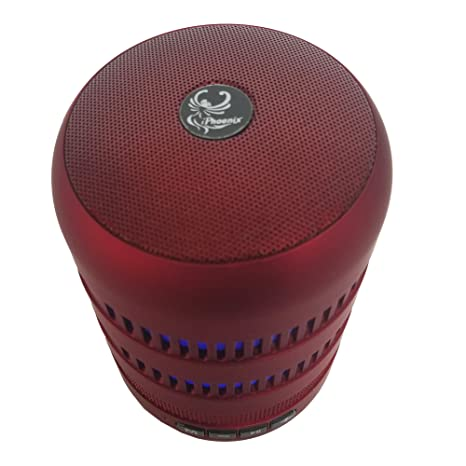 Review iPhoenix Bluetooth Speaker for
