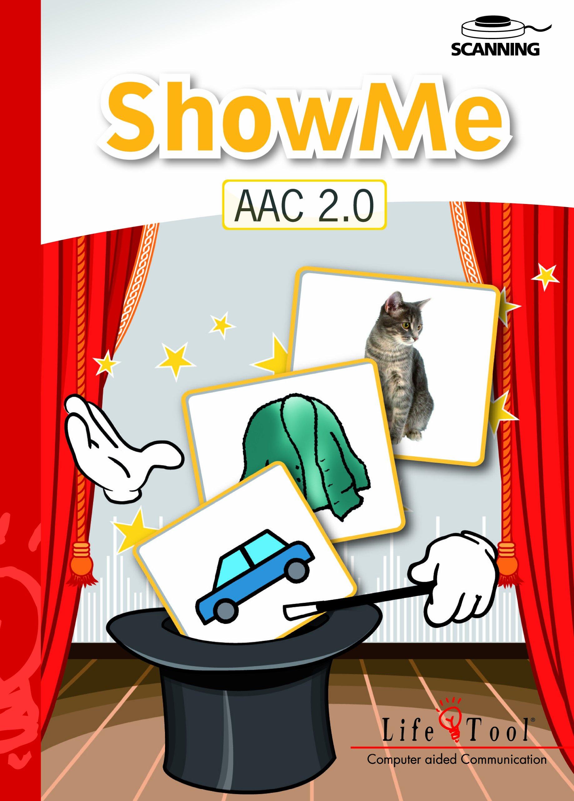 SHOWME AAC - Učenje i uvežbavanje izraza