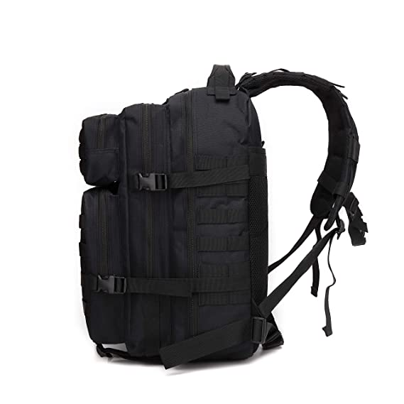 Angle & Dauphin Craig - Mochila táctica Militar ejército Kleine 3 días Assault Pack Molle Bug Funda Mochila Mochilas: Amazon.es: Deportes y aire libre