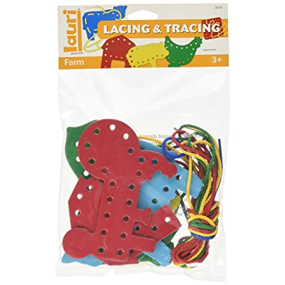 Lacing & Tracing - Farm: Toys & Games