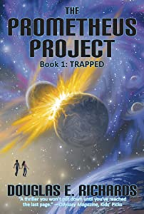 Trapped (The Prometheus Project Book 1)