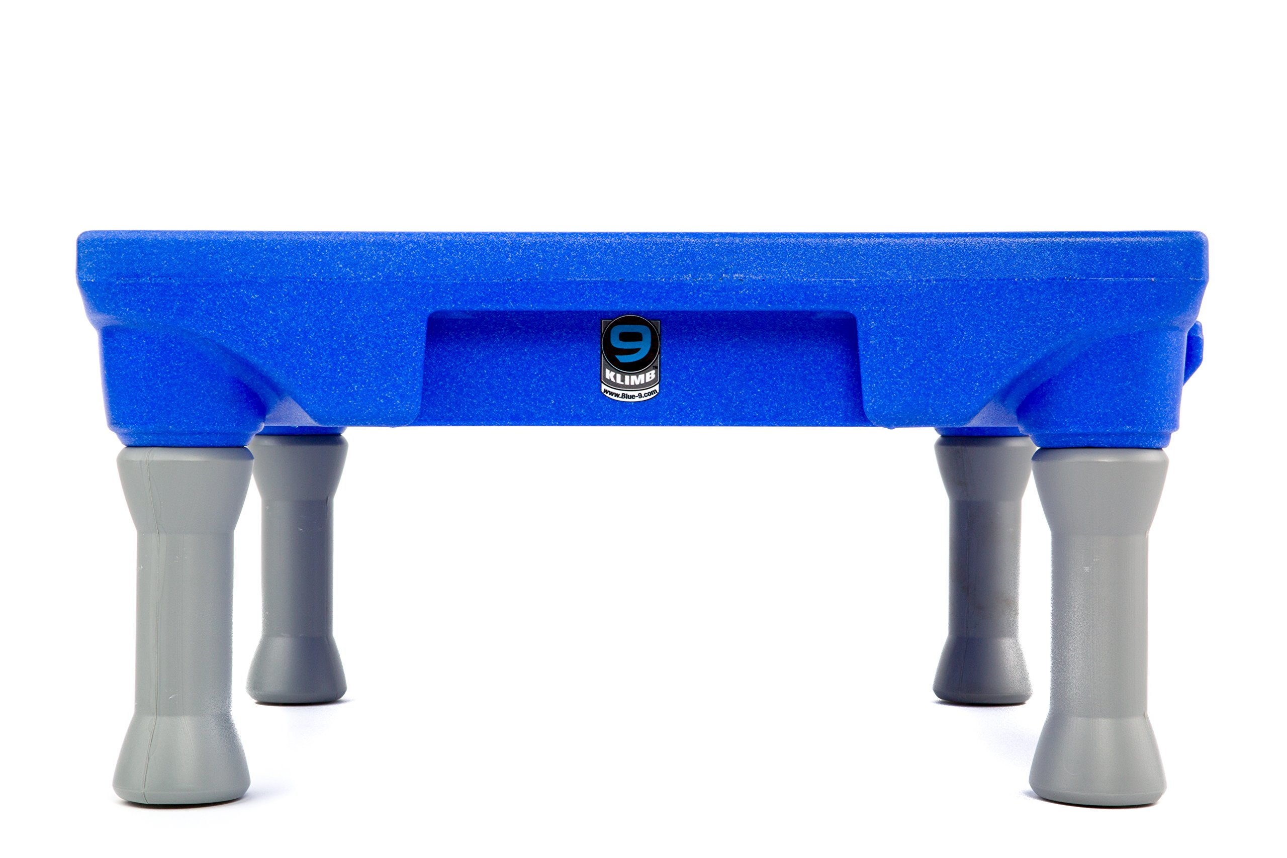 Blue-9 Pet Products The KLIMB Dog Training Platform and Agility System (Blue) by Blue-9 Pet Products