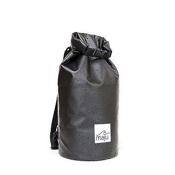 46bf8d04b7 maju Rucksack 15L - 100% wasserdichter Dry-Bag  Amazon.de  Sport ...