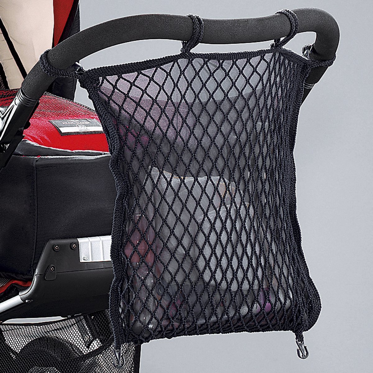 SUNNYBABY Filet universel avec protège vue accessoires pour poussette, noir EK HANDEL