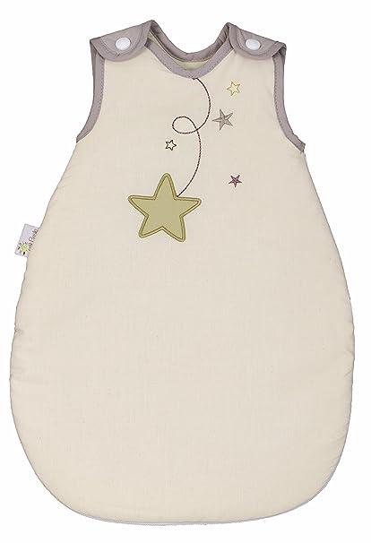Ptit Basile- pequeña Saco dormir Maternidad - prematuro de algodón BIO colección mixto