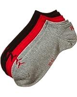 PUMA Men's Invisible Sneaker Socks (3 Pair)