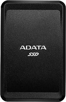 Adata Sc685 Solid State Drive 1 Tb Usb C 3 2 Black Computers Accessories