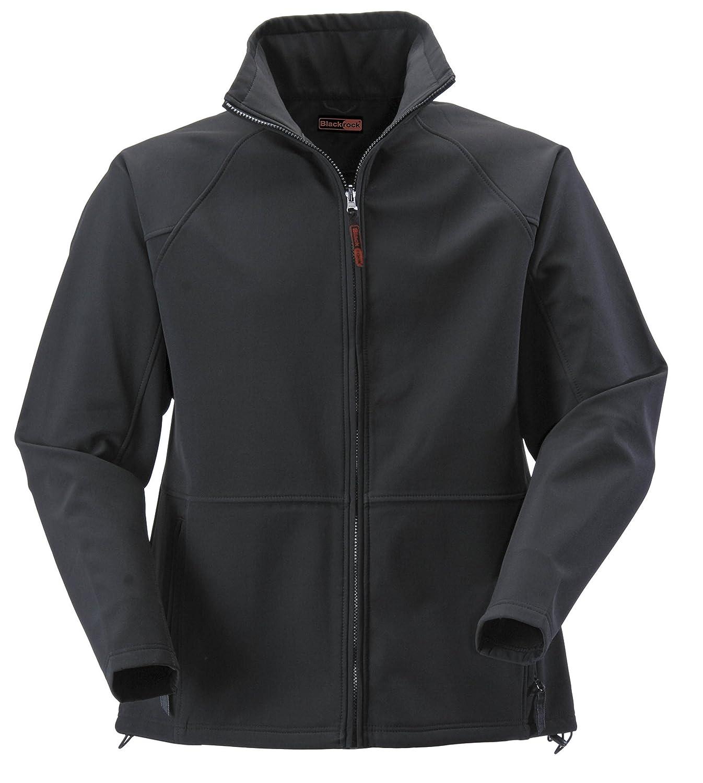 Small Blackrock Mens Black Atmosphere Soft Shell Jacket