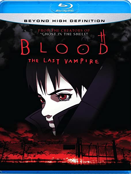 Amazon.com: Blood: The Last Vampire [Blu-ray]: Youki Kudoh ...