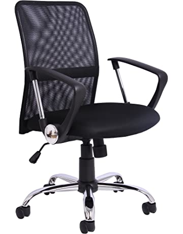 Admirable Office Chairs And Computer Chairs Amazon Uk Home Interior And Landscaping Ymoonbapapsignezvosmurscom