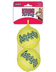 Kong Air Kong Balle de Tennis pour Chien 2 Pièces Taille L