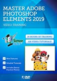 Photoshop Elements 2019 Self-Paced DVD Training Course By Simon Sez IT | Perfect Images & Pictures With A 14-Hour, Comprehensive & Easy To Follow Course