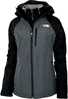 5d24b2df7c21 The North Face Women s Cinnabar Triclimate Jacket at Amazon Women s ...
