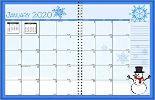 product image for House of Doolittle 2020 Seasonal Monthly Planner, 7 x 10 Inches, January - December (HOD23908-20)