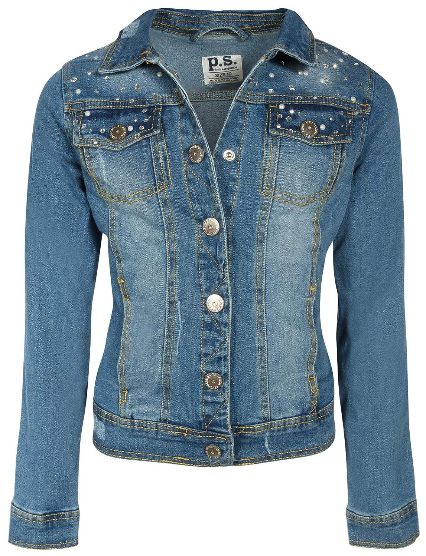 77984adad ps from aeropostale Girls Soft Fashion Denim Jackets