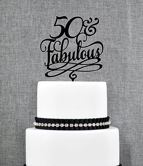 50 y fabulosa decoración de cumpleaños para hombres con ...