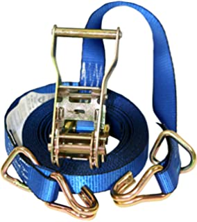 3,333 lb Safe Work Load Haul Large Equipment Including Vehicles 857 SmartStraps 8-Foot Ratchet Straps with Snap Hooks 10,000 lbs Break Strength Commercial Duty Straps for the Heaviest Loads