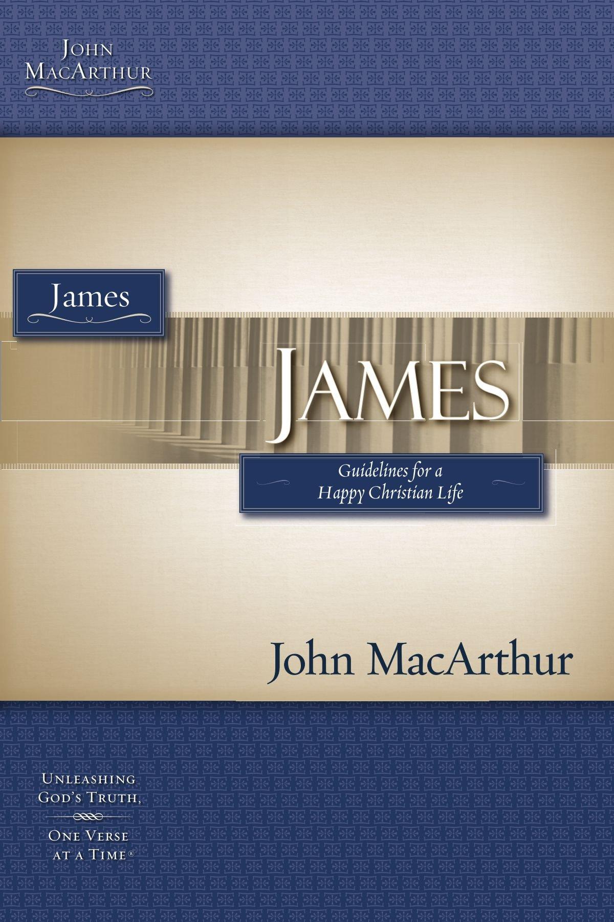 James MacArthur Bible Studies John product image