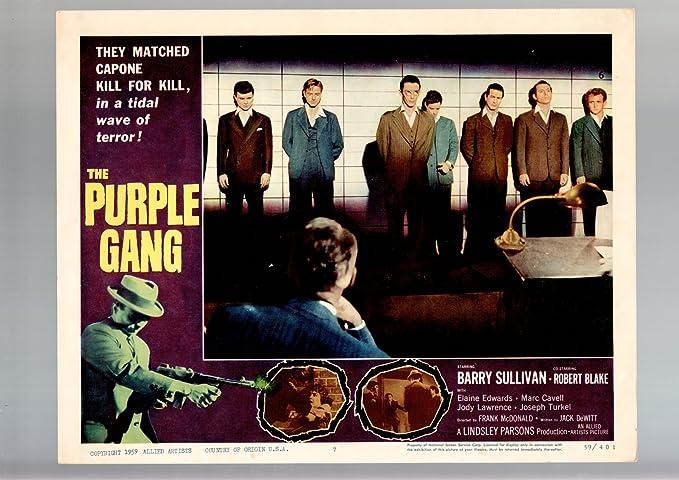 Image result for purple gang film