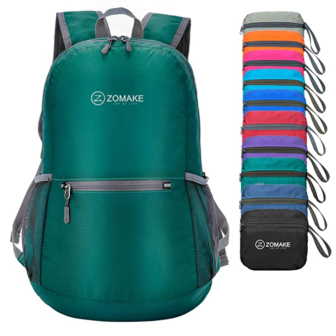 TOP SELLING ULTRA LIGHTWEIGHT PACKABLE BACKPACK!