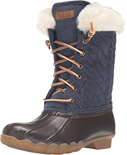 4e0387136844a Sperry Fashion Saltwater Boot (Little Kid Big Kid)