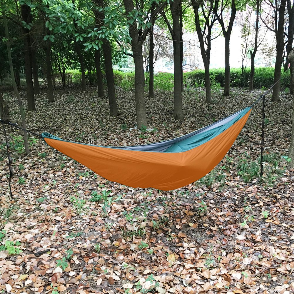 Used as Blankets,Camping Military Sleeping Insulate Reflect Heat Parcel Hammock WINGONEER/® Outdoor All Weather Camping Hammock Insulation NylonSleeping Bag
